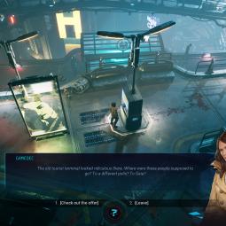 Состоялся релиз изометрической киберпанк-RPG Gamedec
