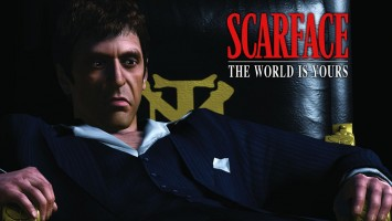 Ретро-Взгляд на Scarface: The World Is Yours.