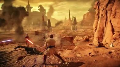 """Star Wars Battlefront 2 - Русский трейлер дополнения """"Битва на Джеонозисе"""""""