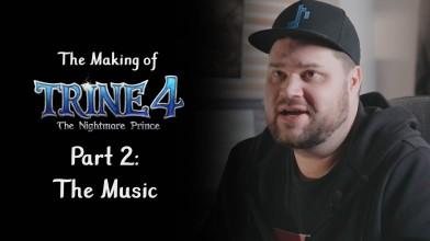 Видео: композитор Ари Пулккинен рассказал о работе над серией Trine