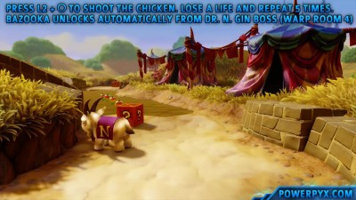Crash Bandicoot 3 Warped - Получение трофея Trigger Clickin' Good.