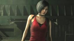 Новый nude-мод для Resident Evil 2 раздевает Аду Вонг