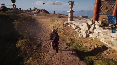 Геймплей Assassin's Creed: Odyssey с Gamescom 2018