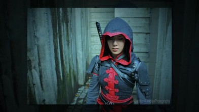 "Assassin's Creed Chronicles: China ""Косплей Ассасин Крид Хроники"""