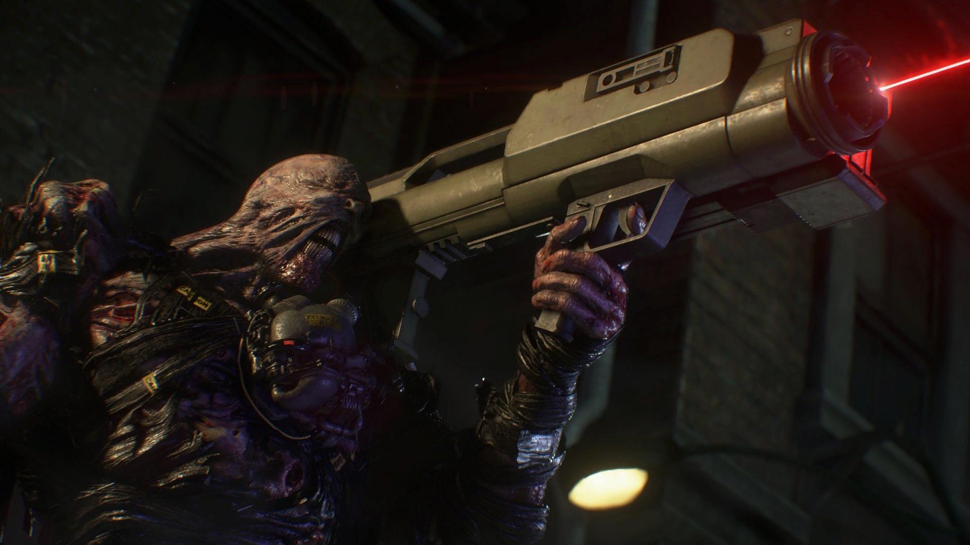 Новый трейлер и скриншоты ремейка Resident Evil 3