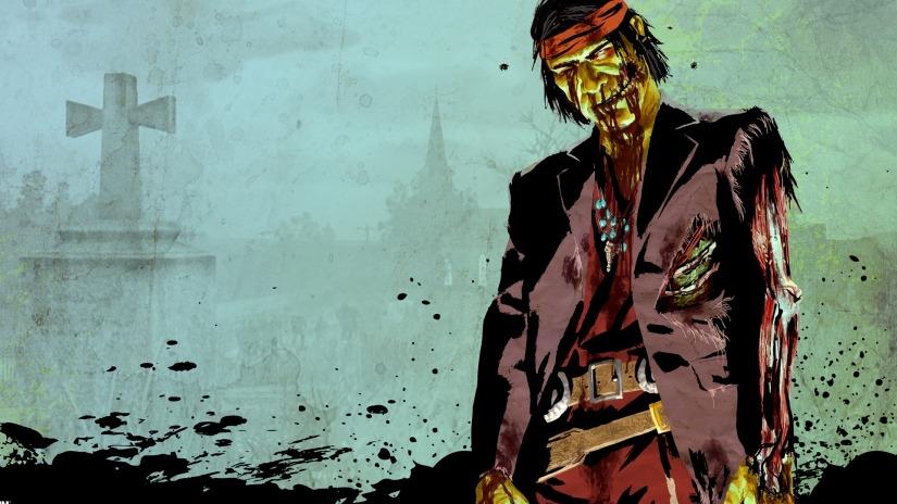 Скоро выйдет Зомби DLC для Red Dead Redemption 2 ? – SKILLT
