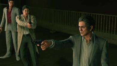 Японский рекламный ролик Yakuza Kiwami 2