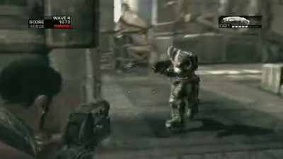 "Gears of War 2 ""Combustible Map Pack World Premier Trailer"""