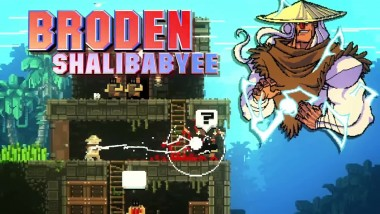 "Broforce ""Lightning Strikes Twice Update"""