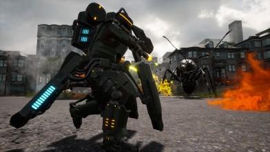 Earth Defense Force: Iron Rain Новые подробности