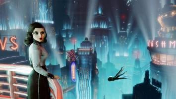 Как бы выглядел BioShock Infinite в разрешении 4K