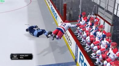 Пример эмуляции PS3 версии консольного эксклюзива NHL 12