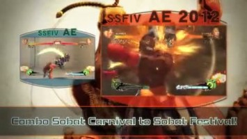 "Super Street Fighter IV: Arcade Edition ""Трейлер Version 2012"""