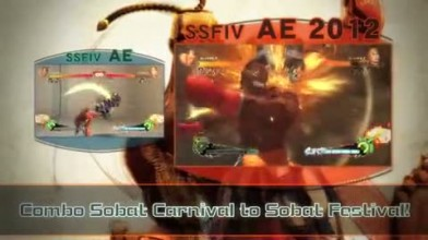 "Super Street Fighter IV: Arcade Edition ""Трейлер Version 2012"""