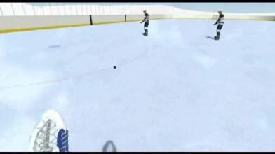 Goalie Challenge VR трейлер