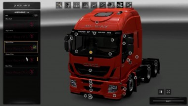 "ETS 2 ""Iveco Hi-Way Accessory v0.3"""