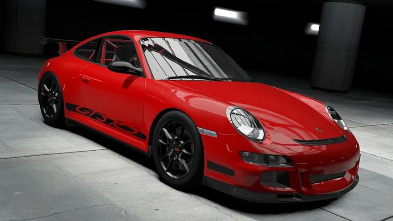 Porsche 911 GT3 RS – частый гость в серии Need for Speed