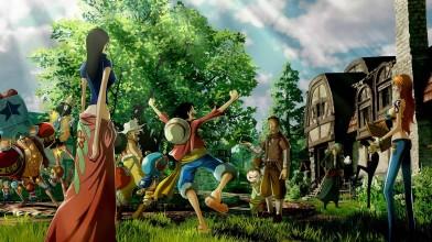 One Piece: World Seeker выйдет в Японии 14 марта 2019
