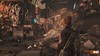 Новая партия скриншотов из Orange Cast