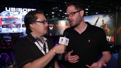 "Tom Clancy's The Division ""UbiBlog интервью с E3 2014"""