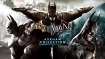 В Epic Games Store началась бесплатная раздача Batman: Arkham Collection и LEGO Batman Trilogy