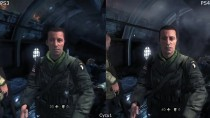 Wolfenstein The New Order - PS3 vs PS4 Pro Graphics Comparison
