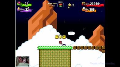 """Super Mario Bros. X - The Invasion 2 - mod """"Afternoon and night"""" - 3. За пределами понимания (прохождение на русском)"""