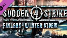 У Sudden Strike 4 пополнение - релиз DLC Finland: Winter Storm