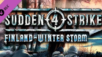 У Sudden Strike 4 пополнение - релиз DLC Finland: Winter Storm