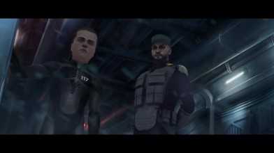 Трейлер анимационного сериала Halo: The Fall of Reach
