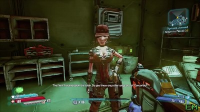 Borderlands Mad Moxxi Complete Story