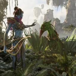 Первые скриншоты Avatar: Frontiers of Pandora