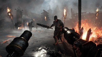 В честь Хэллоуина Warhammer: Vermintide 2 погрузилась во тьму