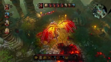 "Divinity Original Sin: Enhanced Edition ""Релизный трейлер """