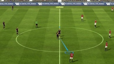 Раздача халявных ключей FIFA World