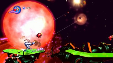 Earthworm Jim HD - Полное прохождение (PS3)