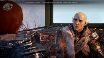 "Dragon Age: Inquisition ""DLC ""Чужак"" - прохождение. Часть 15. Финал"""