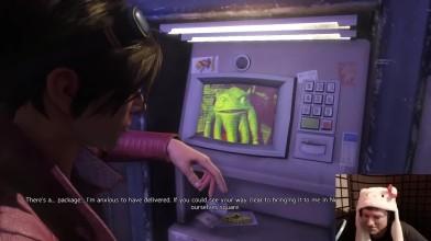 Полноценный геймплей Rebel Galaxy Outlaw
