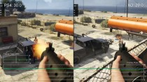 "Grand Theft Auto 5 ""��������� ������� ������ PS4 vs Xbox One""�� Digital Foundry (����� ���������)"