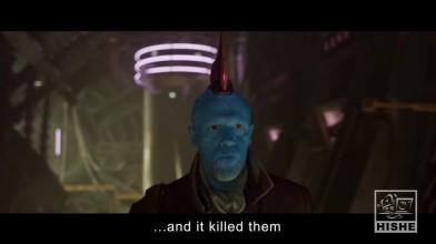 Воть летит моя Стрела! - Guardians of the Galaxy Vol. 2 Пародия