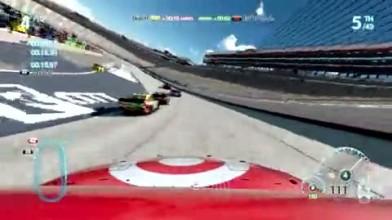 """NASCAR the Game: Inside Line """"Геймплей"""""""