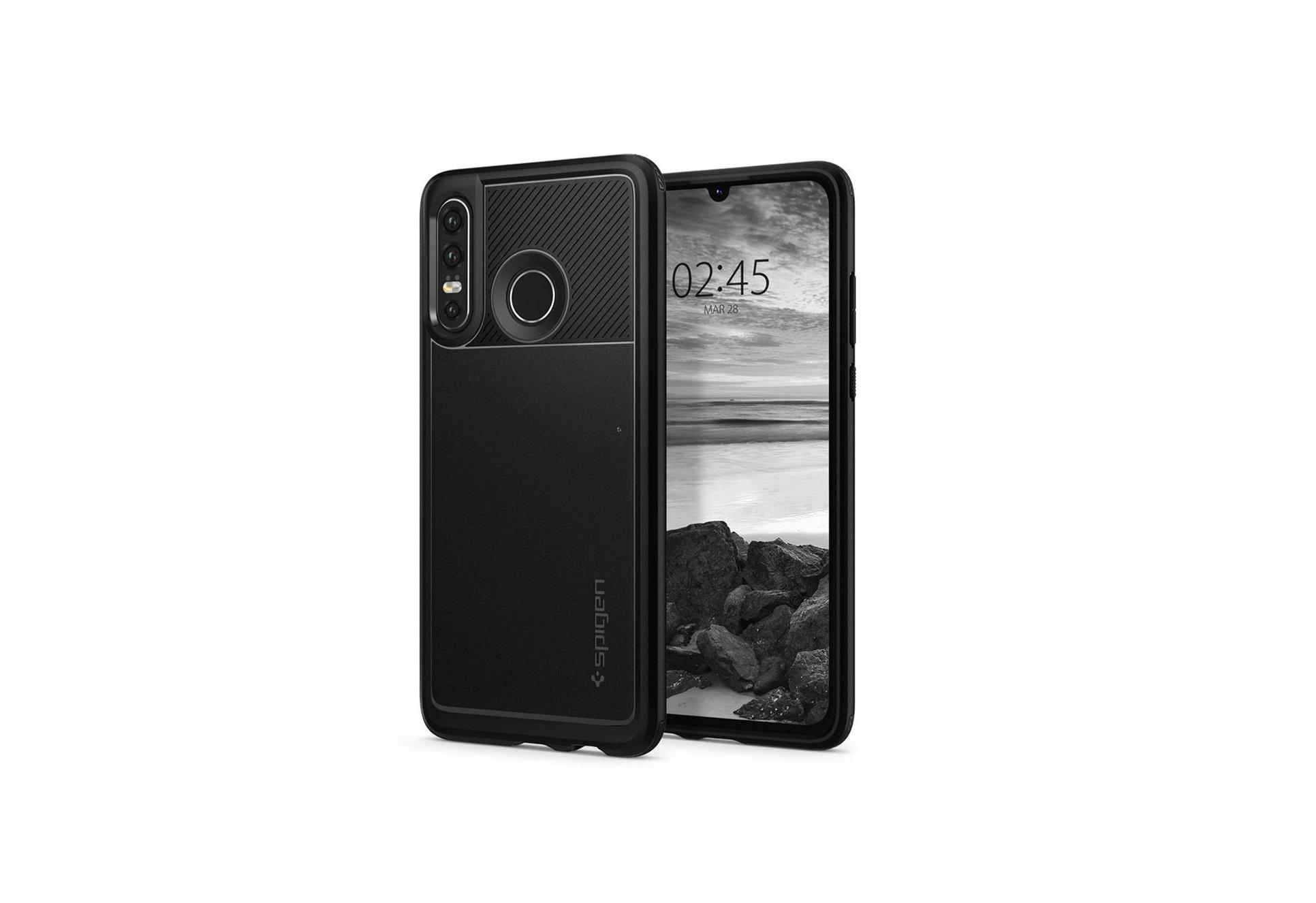 Флагманский камерофон Huawei P30 Pro удачно исчез отпапарацци