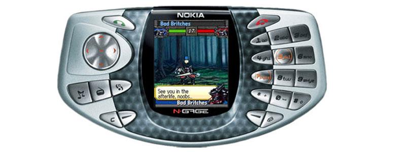 Nokia N-Gage QD Free Downloads - mobile9