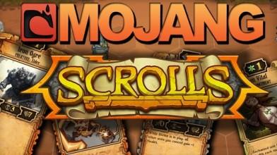 Сервера карточной игры Scrolls от Mojang скоро прекратят работу