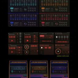 Опубликованы концепции интерфейса Cyberpunk 2077