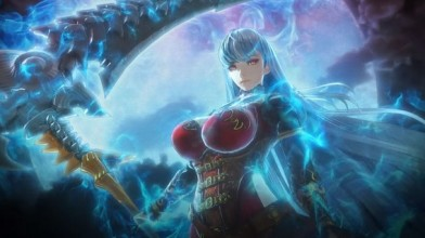 Новый четырёхминутный трейлер Valkyria: Azure Revolution