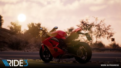 Релизный трейлер Ride 3 от студии Milestone