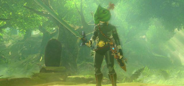 Почти Minecraft: Мод для The Legend of Zelda Breath of The Wild позволяет создавать новые локации и святилища