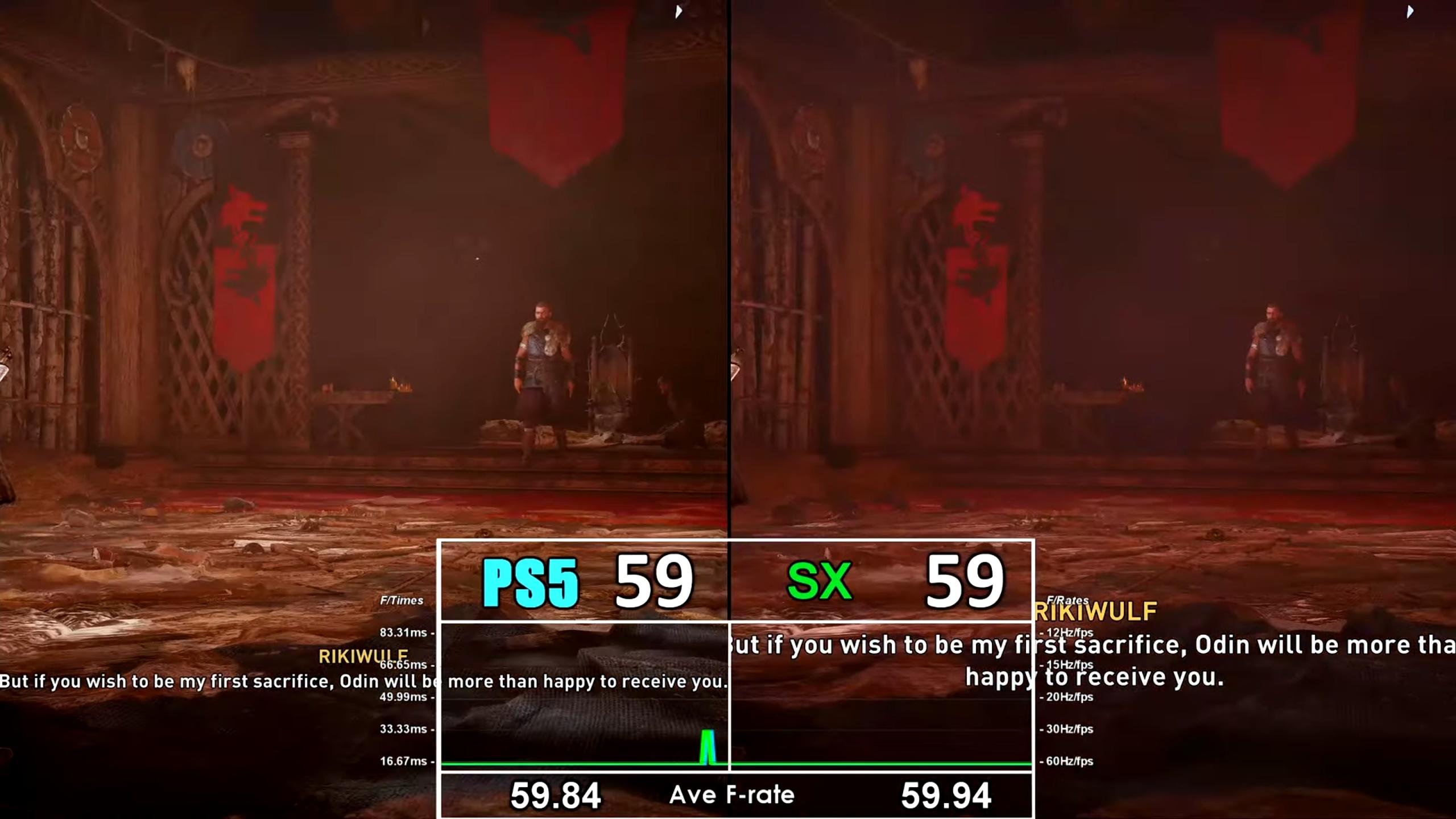 Assassin's Creed Valhalla сравнили и протестировали на Xbox Series X и PlayStation 5 - результат получился интересным