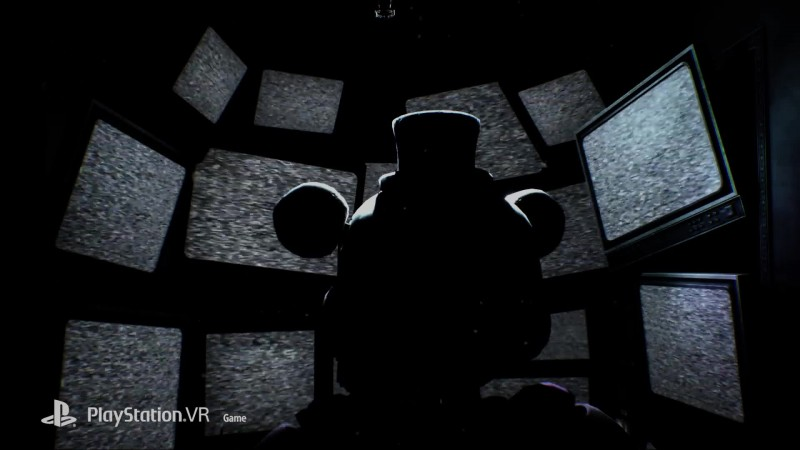 Анонсирующий трейлер Five Nights At Freddy's VR: Help Wanted